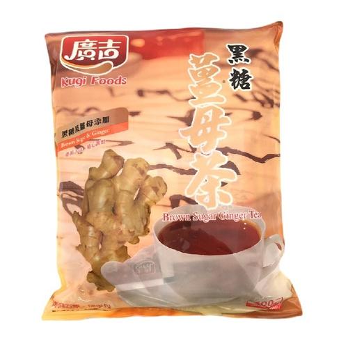 《廣吉》黑糖薑母茶(20gx20包/袋)
