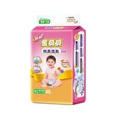 《金貝貝》棉柔透氣紙尿褲 XL(46片/包)