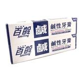 《百齡》鹹性牙膏(200g*2條/組)