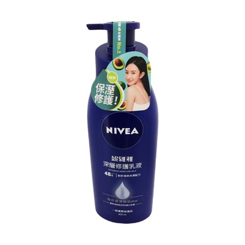 妮維雅 深層修護潤膚乳(一般肌膚適用)(400ml/瓶)
