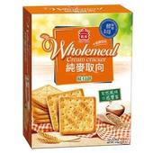 《義美》健康取向純麥蘇打餅乾(410g/盒)