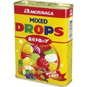 《森永》新多樂福水果糖(180g/罐)