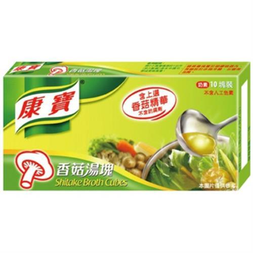 康寶 香菇湯塊(100g/盒)