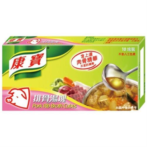 康寶 排骨湯塊(100g/盒)