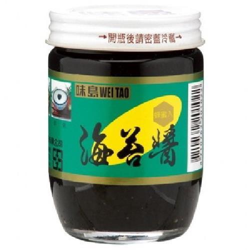 《味島》海苔醬-佃煮(190g/罐)