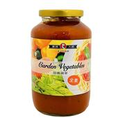 《美味大師》義大利麵醬-田園蔬菜(720g/罐)