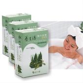 《養生小舖》【3盒入】100%天然泡湯包》養生湯~檜木舒壓(3包/盒*3盒)