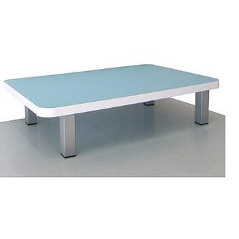 頂堅 桌上型置物架(水藍色)