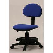 《天才學童》粉藍色安全成長電腦椅-壓力輪(ET209椅)