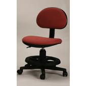 《天才學童》粉紅色安全成長電腦椅-壓力輪(ET209椅)