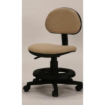 天才學童 米色安全成長電腦椅-壓力輪(ET209椅)