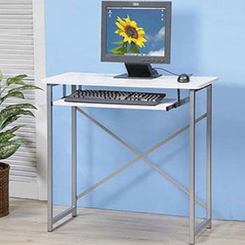 Homelike 超值電腦桌(靚白色)