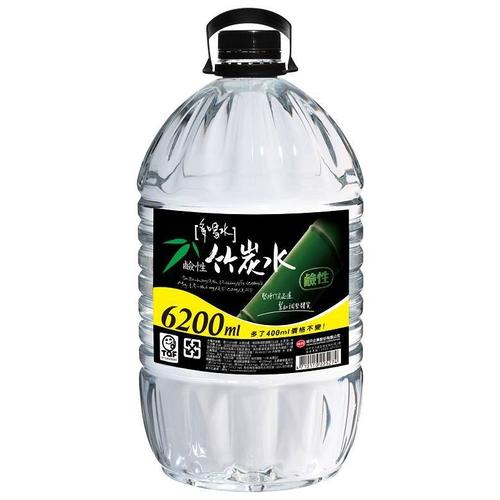 味丹 竹炭水(5800ml/桶)