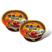《味丹》味味一品皇朝牛筋麵(185gx2入/組)