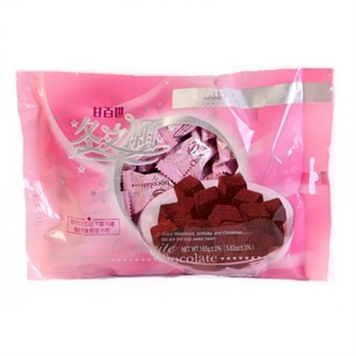 甘百世 冬之願巧克力量販包(165g/包)