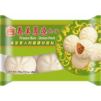 義美 蔥燒包子(85公克*6入/包)