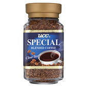 《UCC》666精緻即溶咖啡(100g/瓶)