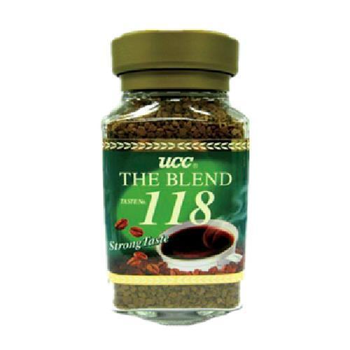 UCC 118精緻即溶咖啡(100g/瓶)