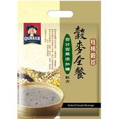 《桂格》穀珍無糖健康全穀餐(25gx12包/袋)
