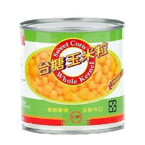 台糖 玉米粒(340公克x3罐/組)