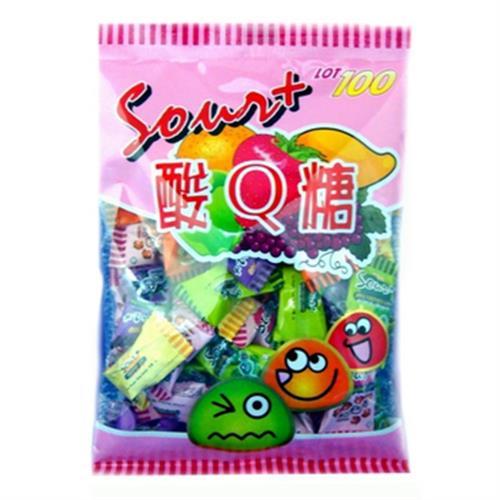 一百份 酸Q軟糖(200g/包)