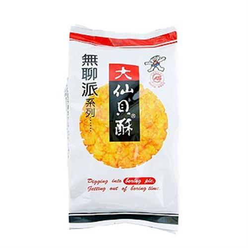 旺旺 無聊派大仙貝酥(155g/包)