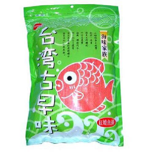 海味家族 紅燒魚排(120g/包)