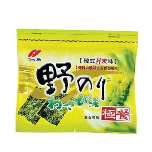 極餐 野海苔-韓式芥末味(48g/包)