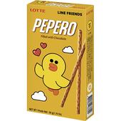 《Lotte》Pepero巧克力夾心棒(50公克/盒)
