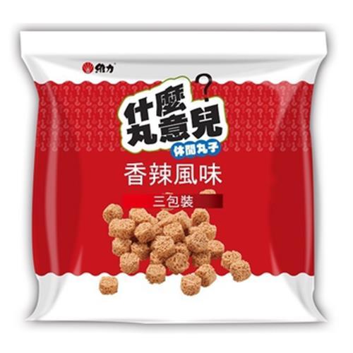 維力 什麼丸意兒-香辣(50gx3包/組)