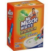 《威猛先生》潔廁清香凍-檸檬(38g/盒)