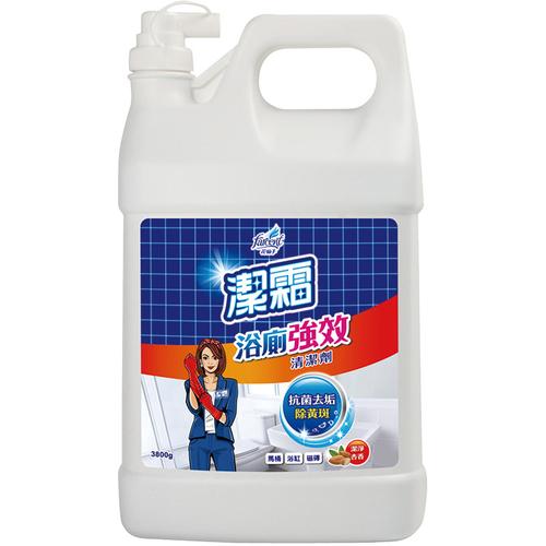 《潔霜》S浴廁清潔劑(1加侖)
