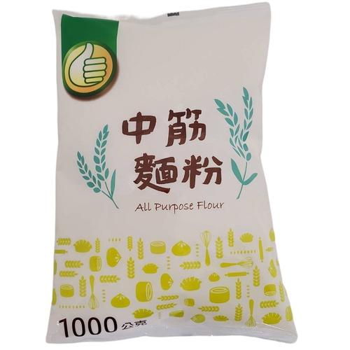 FP 中筋麵粉(1000g)