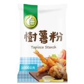 《FP》樹薯粉(1000g)