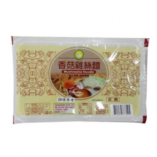 FP 香菇雞絲麵(300g/盒)