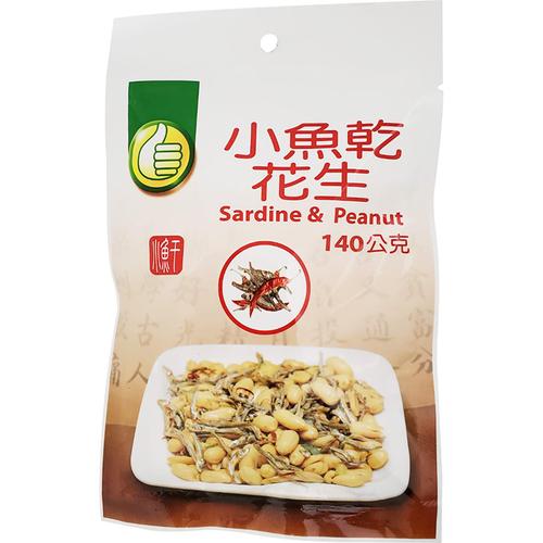 FP 小魚干花生(140g)