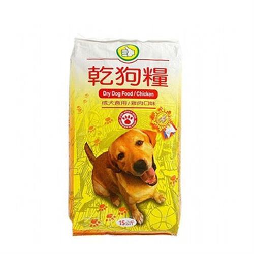 FP 乾狗糧-雞肉口味(15kg)