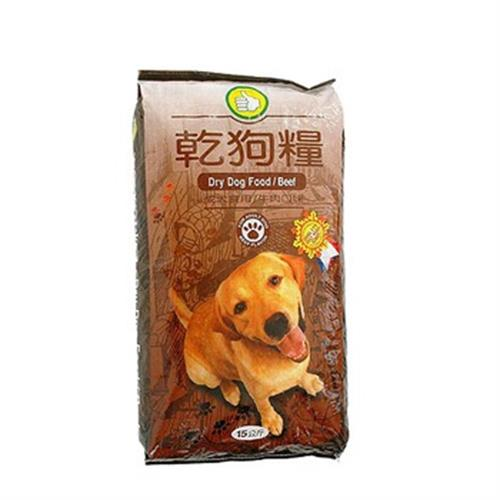 FP 乾狗糧-牛肉口味(15kg/袋)