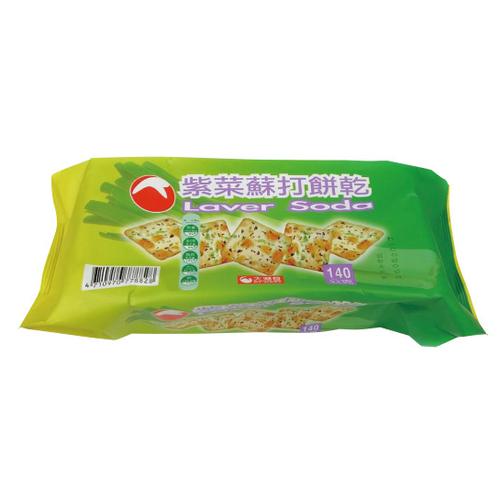 RT 紫菜蘇打餅(140g)