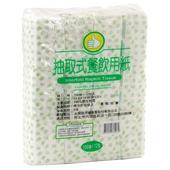 《FP》抽取式餐飲用紙-白(100抽*12包/串)