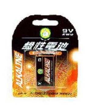 FP 鹼性電池9V(9V)(1入/組 6LR61)