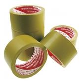 《四維鹿頭牌》棕色PVC易撕包裝膠帶6入/組 $120