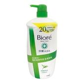 《Biore》蜜妮淨嫩沐浴乳-抗菌清爽型(1000ml/瓶)