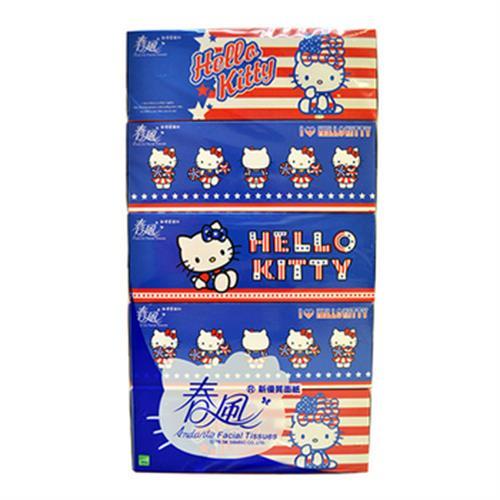 春風 Slim Type盒面(150抽x5盒/串)