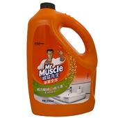 《威猛先生》浴室清潔劑(4000ml/桶)