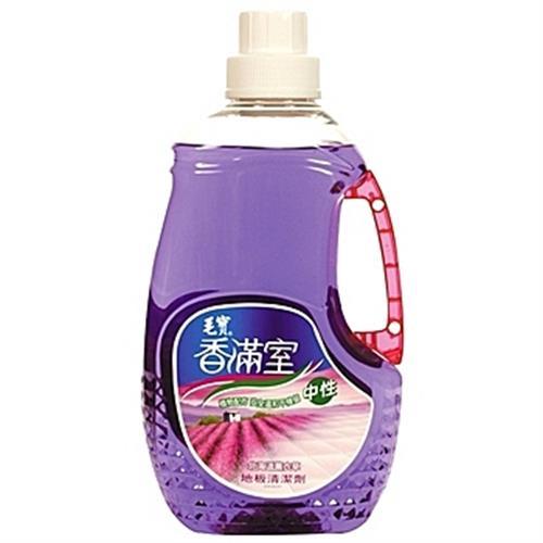 毛寶 香滿室地板清潔劑-北海道薰衣草(2000g/瓶)