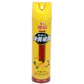 《優品》輕鬆打傢俱噴腊-檸檬芳香(450ml/瓶)