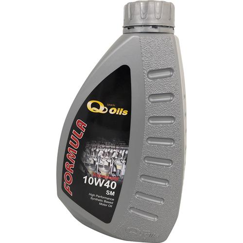 新金Q Oils 合成機油10W40(1L/SM)