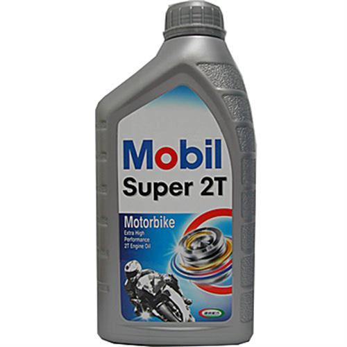 Mobil 超級二行程機車機油(0.7L)