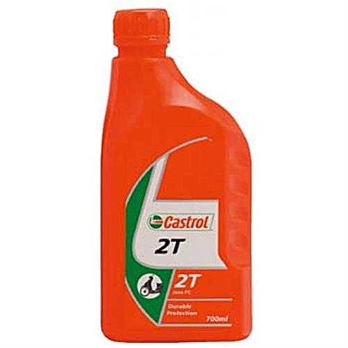 Castrol 2T二行程機油-長效保護配方(0.7L)